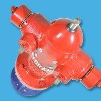 hydrant pillar appron