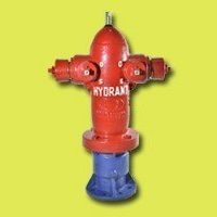 Fire Hydrant Pillar Hooseki