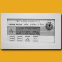 Announciator Fire Alarm Notifier