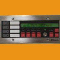 announciator fire alarm simplex