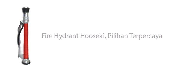 Jual Fire Hydrant Hooseki