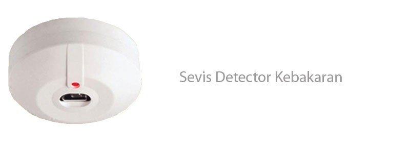 Servis Detektor Kebakaran