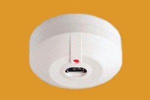 Flame Detektor Bekerja Mendeteksi Infra-red