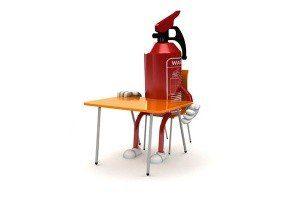 Alat Pemadam Kebakaran untuk Kantor