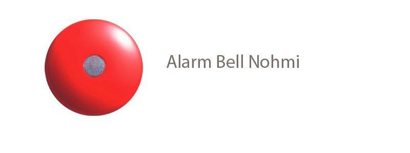 Harga Alarm Bell Nohmi Termurah di Semarang