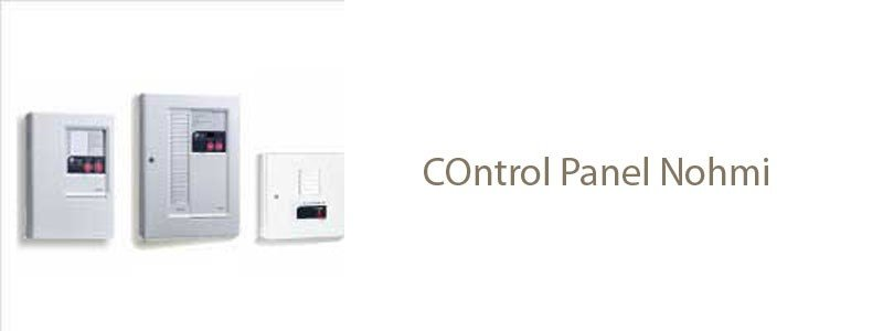 Nohmi Fire Alarm Control Panel