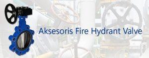 Aksesoris fire hydrant valve