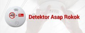 Rangkaian Detektor Asap Rokok