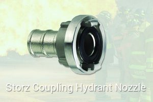storz coupling hydrant nozzle