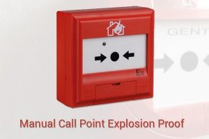 Manual Call Point Explosion Proof