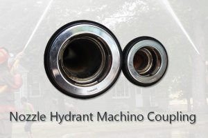 nozzle hydrant machino coupling