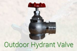 Outdoor Hydrant Valve
