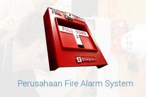 perusahaan fire alarm system