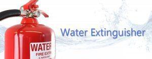 Fungsi Alat Pemadam Api Jenis Air
