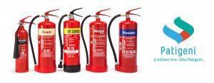 Media alat pemadam kebakaran dan fungsinya
