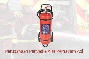perusahaan penyedia alat pemadam api