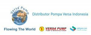 Distributor Pompa Versa Indonesia