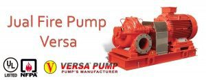 Jual Fire Pump Versa