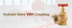 hydrant valve VDH coupling