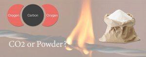 APAR Powder dan CO2 Untuk Kebakaran Listrik