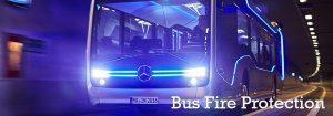 Sistem Proteksi Kebakaran Pada Mesin Bus