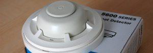 Rangkaian Heat Detector