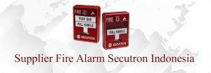 Supplier Fire Alarm Secutron Indonesia
