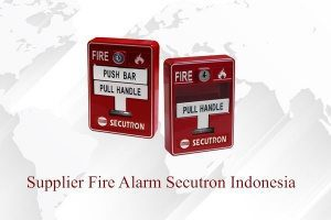 Supplier Fire Alarm Secutron Indonesia