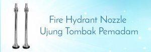Daftar Harga Nozzle Pemadam Kebakaran