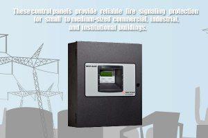 Jual Panel Alarm Notifier SFP 10 UD E