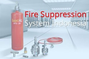 Fire suppression system indonesia