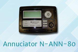 Annunciator N-ANN-80