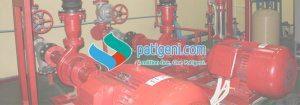 Jual Electric Fire Pump