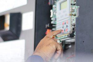 Notifier Panel Alarm Training