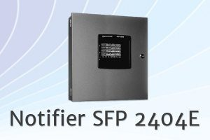 Jual Panel Alarm Notifier SFP 2404E