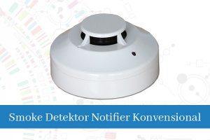 Smoke Detektor Notifier Konvensional
