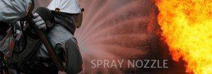 Spray Nozzle Pemadam Kebakaran