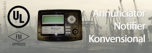 Annunciator Notifier Konvensional