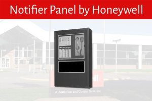 Honeywell Fire Alarm Control Panel