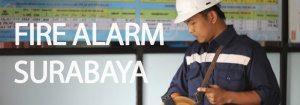 Jasa Pasang Fire Alarm Surabaya