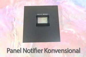 Panel Notifier Konvensional