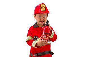 Edukasi Fire Safety Pada Anak