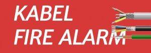 Kabel Fire Alarm standar UL