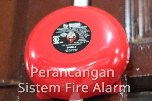 perancangan sistem fire alarm