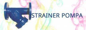 Strainer Pompa