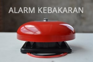 Alarm Kebakaran Otomatis