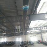 Fire Alarm Astra Honda Brebes