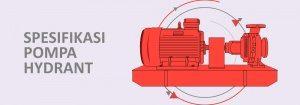 Spesifikasi Pompa Hydrant