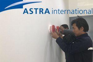 Fire Alarm Astra Honda Godean Yogyakarta
