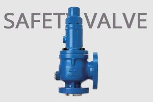 Safety Relief Valve untuk Instalasi Fire Hydrant